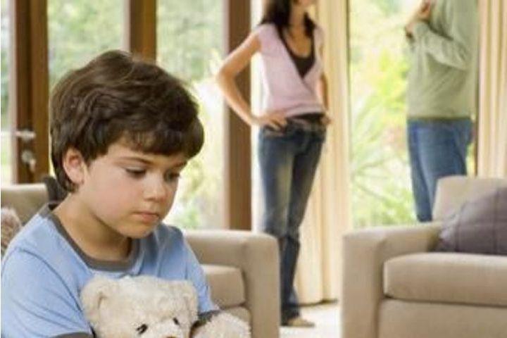 stress de l'enfant