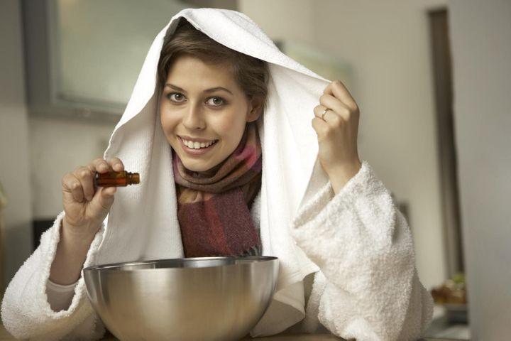 utilisation des huiles essentielles par voie respiratoire