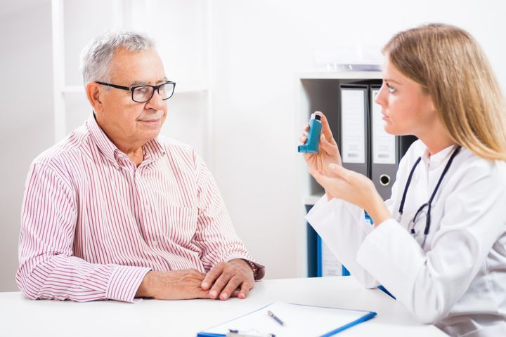 Asthme suivi médical