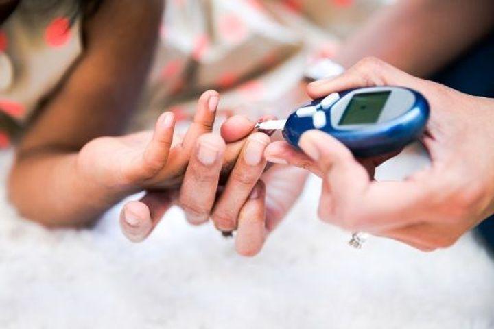 Diabète insulinodépendant enfant