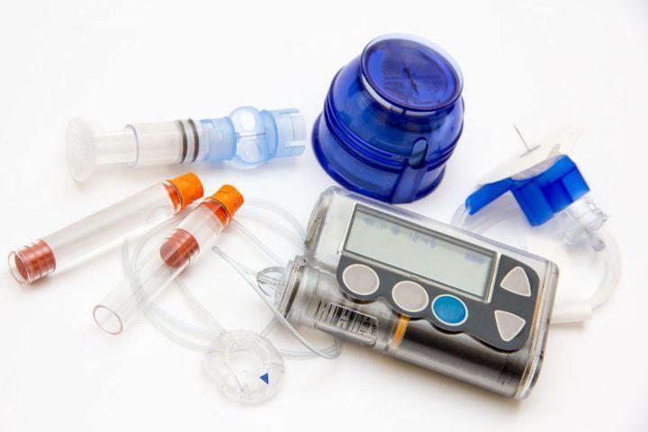 Pompe à insuline