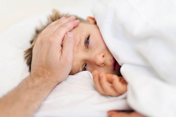 enfant grippe