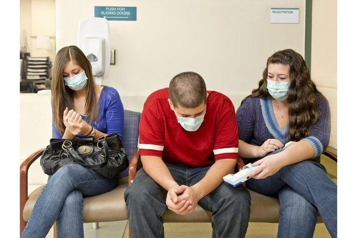 peur d'une épidémie mondiale de grippe