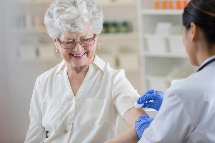 Vaccination seniors