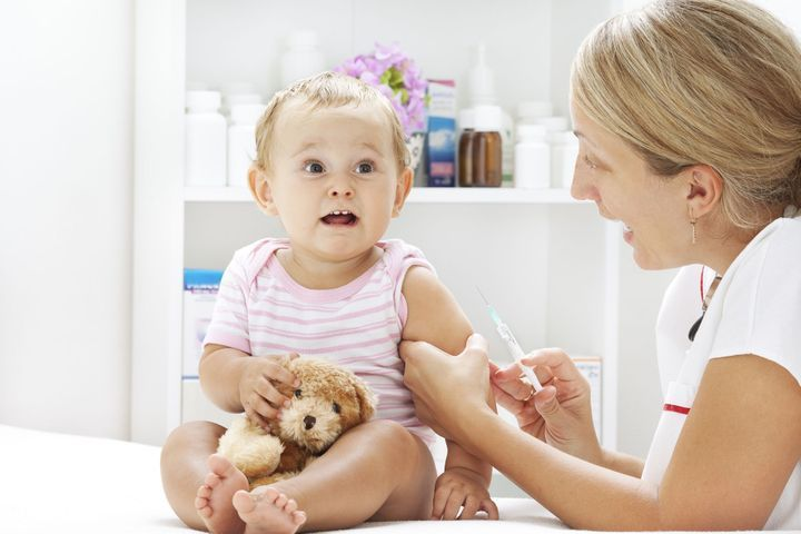 Vaccin contre les infections à pneumocoques
