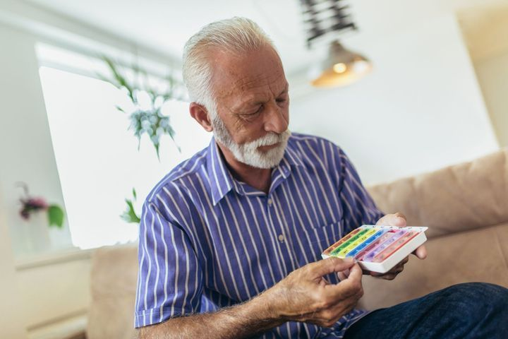 Parkinson rupture des soins