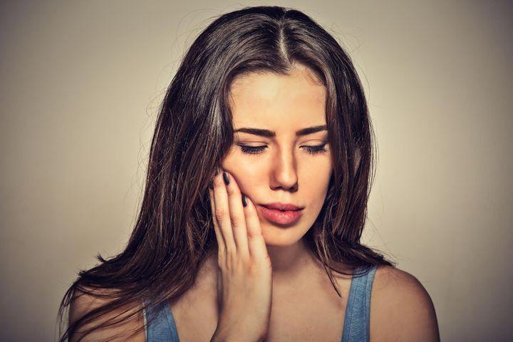 TCA et problèmes dentaires