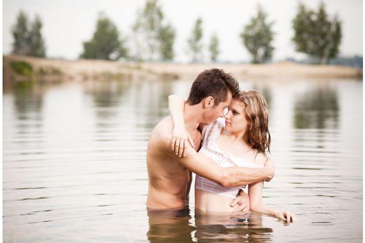Fantasme de faire l'amour dans l'eau