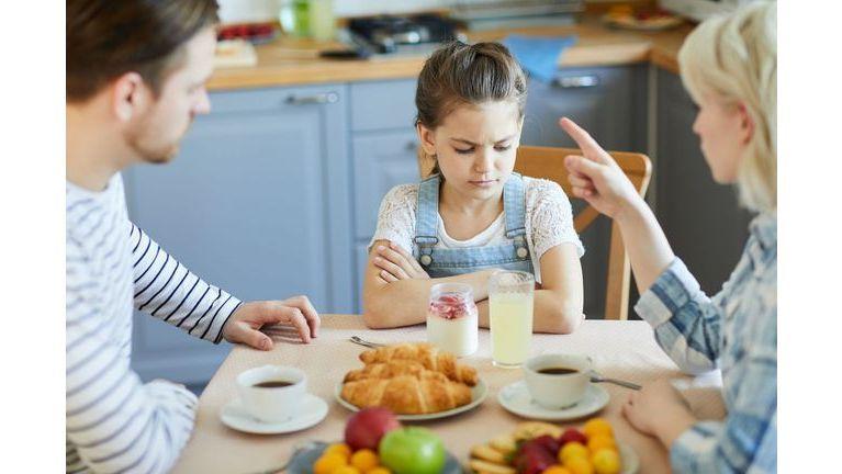 Vos enfants suivent-ils vos règles de conduite ?