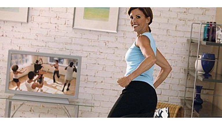 Test Jeu vidéo fitness