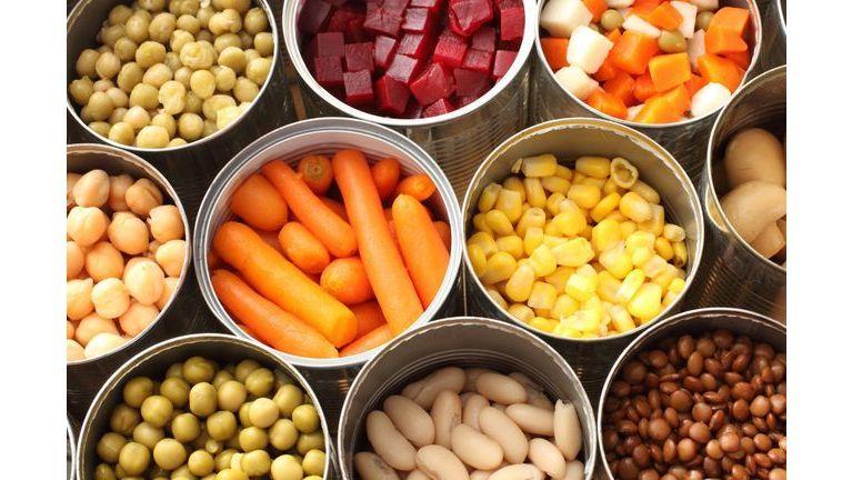 Que savez-vous des légumes en conserve ?