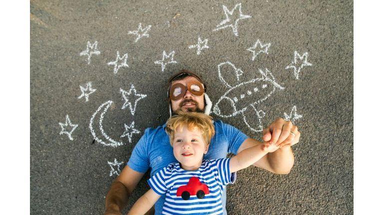 Votre conjoint est-il un père idéal ?