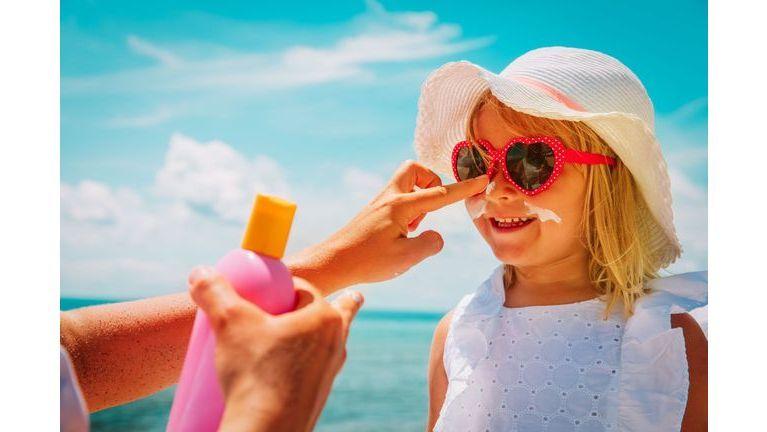 Enfant et protection solaire : êtes-vous au point ?
