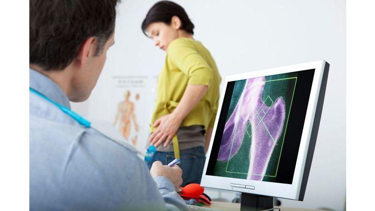 Arthrose de la hanche : quelle est l'intensité de votre gêne ?