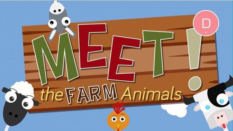 les animaux de la ferme en anglais