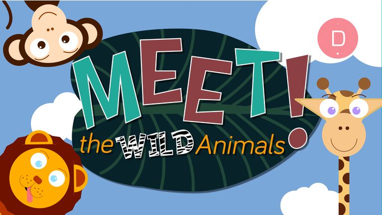 Apprendre l'anglais - animaux de la jungle