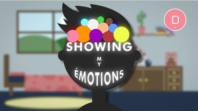 Apprendre l'anglais aux enfants – Les émotions