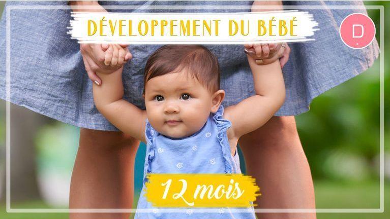 Développement de bébé – 1 an
