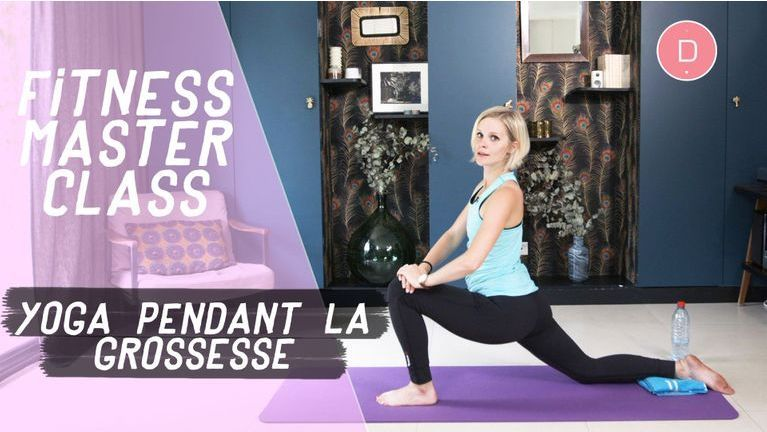 yoga pendant la grossesse