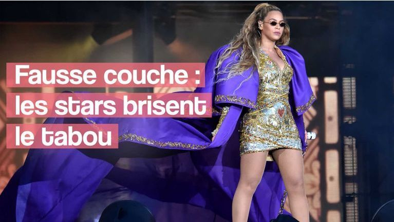 fausse couche stars