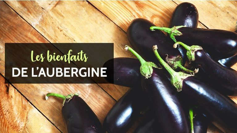 aubergine bienfaits