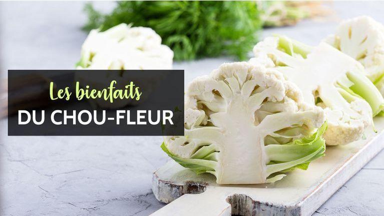 chou-fleur bienfaits