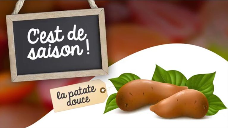 bienfaits de la patate douce
