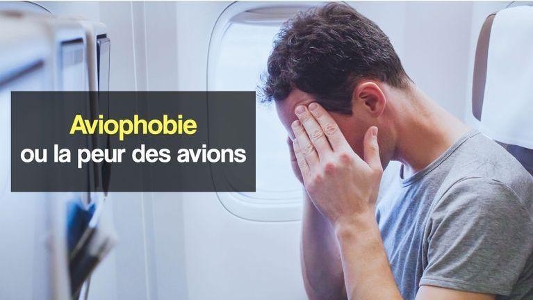 aviophobie peur des avions