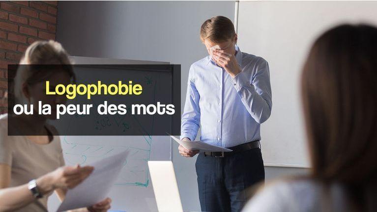 logophobie peur des mots