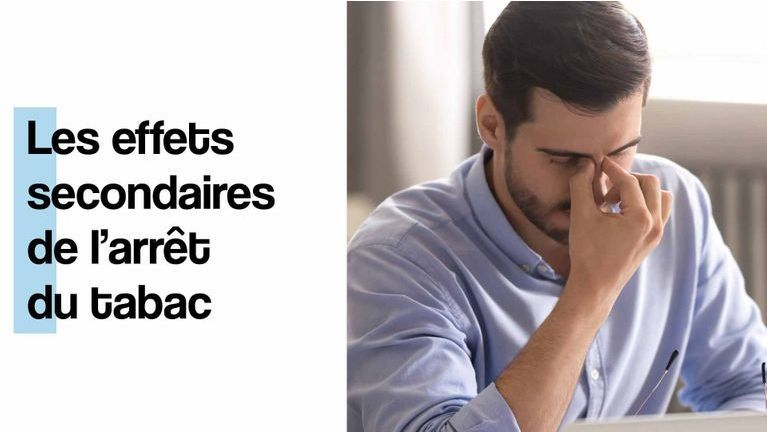 effets indesirables arret tabac