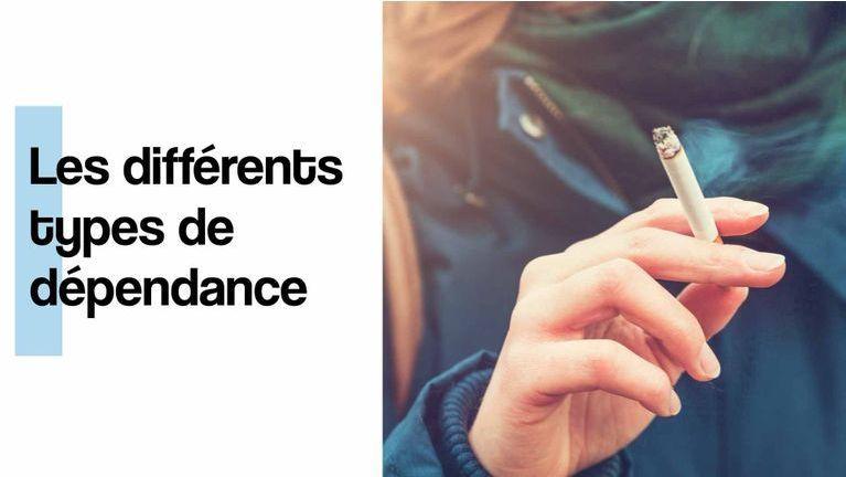dépendance nicotine