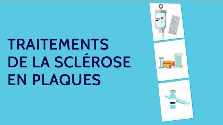 traitements sclérose en plaques