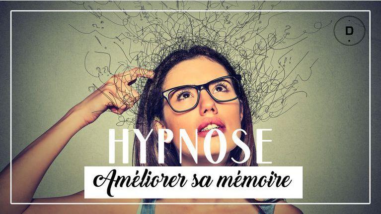 HYPNOSE – Améliorer sa mémoire