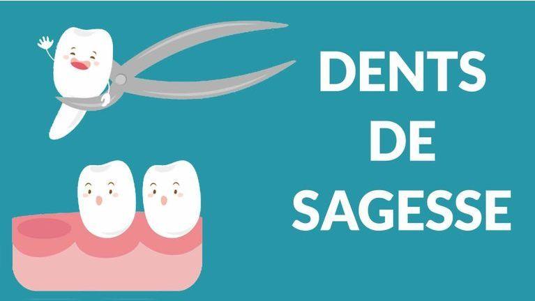 enlever dents de sagesse