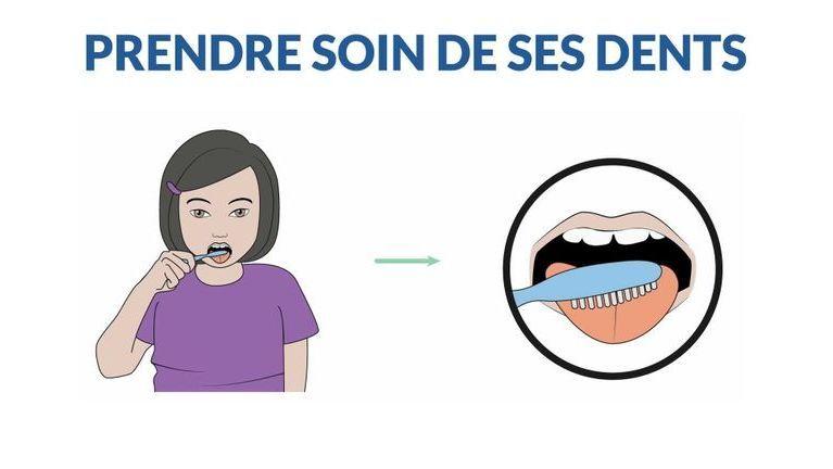soin des dents