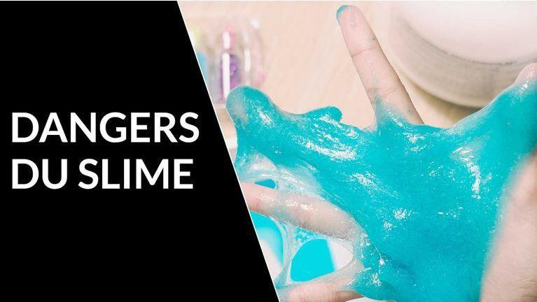 slime dangers