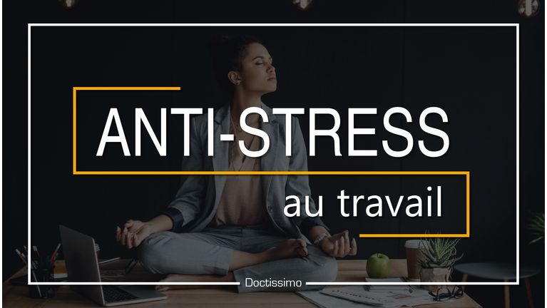 Exercice anti stress travail