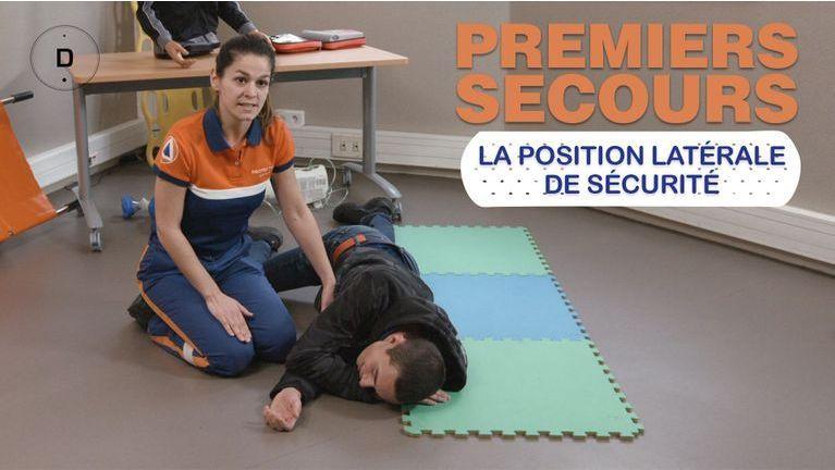 Comment mettre une personne en position latérale de sécurité ?