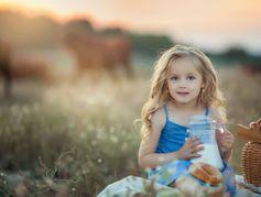 Pourquoi les produits laitiers sont-ils importants pour les enfants ?