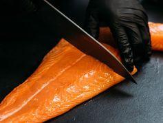 Bientôt des sushis dont le saumon n'aura jamais connu la mer