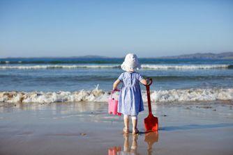 10 idées pour occuper les enfants sur la plage