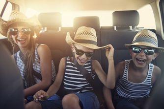 10 trucs pour occuper vos enfants dans les transports
