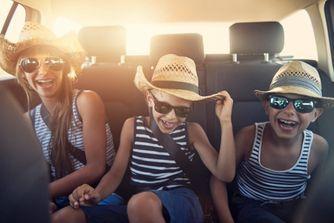 10 trucs pour occuper vos enfants pendant le voyage