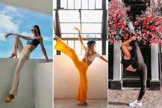 Les danseuses à suivre sur Instagram