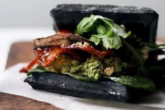 Craquez pour ces recettes à base de charbon végétal !