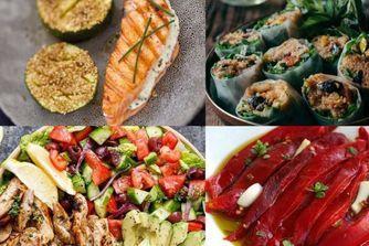 Régime méditerranéen : 20 recettes gourmandes