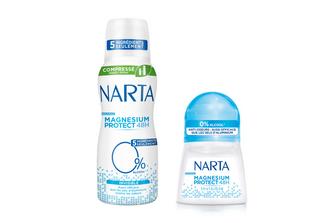 Testez les nouveaux déo Narta
