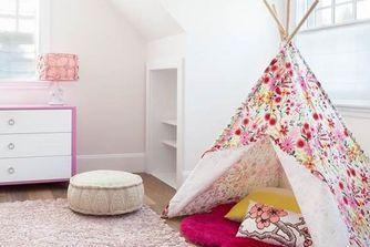 Des idées de tipi pour la chambre de votre enfant