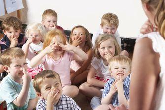 Une journée dans une école Montessori