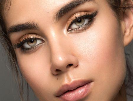 Les inspirations maquillage pour les yeux en amande